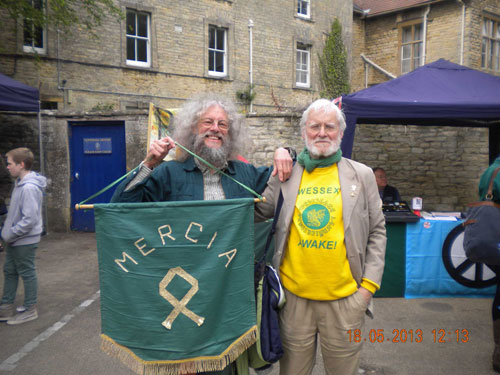 Mercia at Burford May 2013
