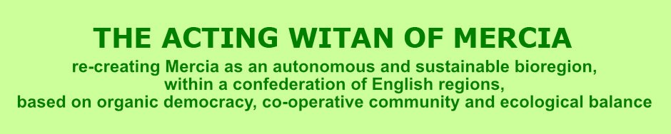 Acting Witan Of Mercia